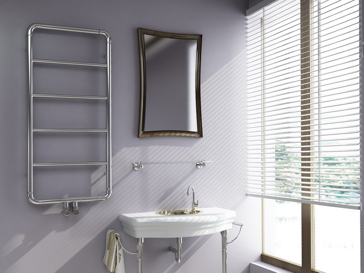 Grzejniki łazienkowe retro ART